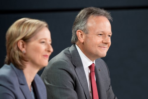 Will Stephen Poloz change interest rates today?