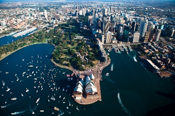 Chinese interest in Australian real estate skyrockets