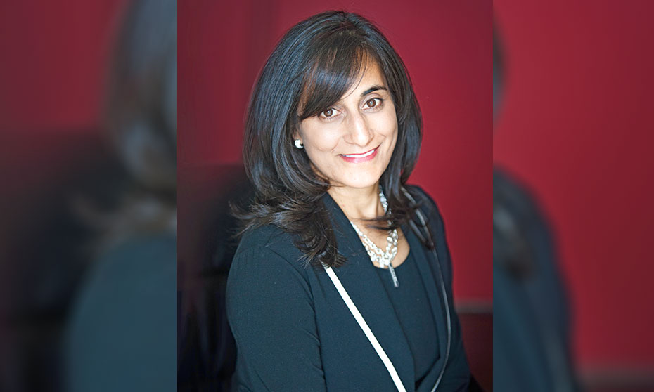 U of T's Anita Anand awarded medal by Royal Society of Canada