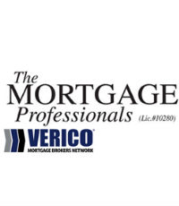 VERICO THE MORTGAGE PROFESSIONALS,Verico The Mortgage Professionals