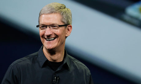 'Proud to be gay'- How Tim Cook's announcement will affect office attitudes