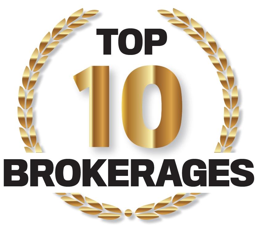 Top 10 brokerage companies in usa