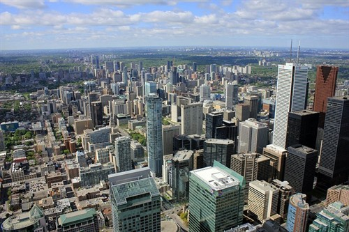 Toronto real estate market showing greater stability