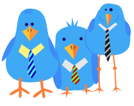 Twitter not just for celebrities, says broker