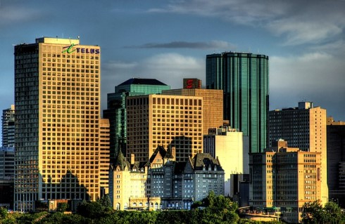 Edmonton is Alberta's top spot for property investment