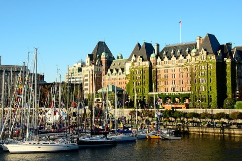 Victoria is fourth best place in BC for real estate investment