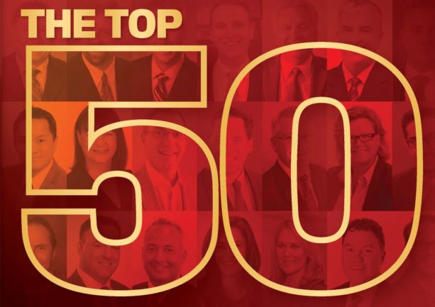 Top 50 Advisors 2018