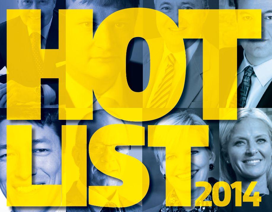 Wealth Professional Canada Hot List 2014