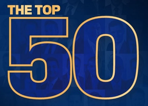 Top 50 Advisors 2019