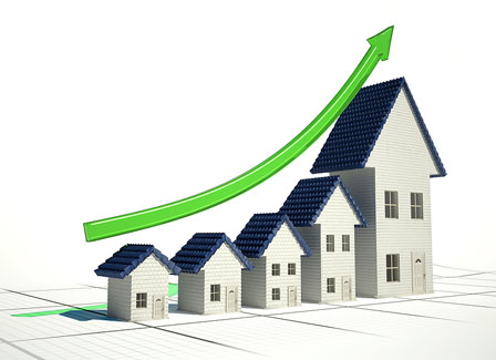 Image result for housing market going up