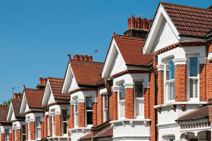 London area housing starts up by 42%