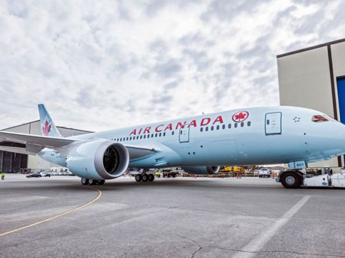 Air Canada announces new Calgary to Hamilton route