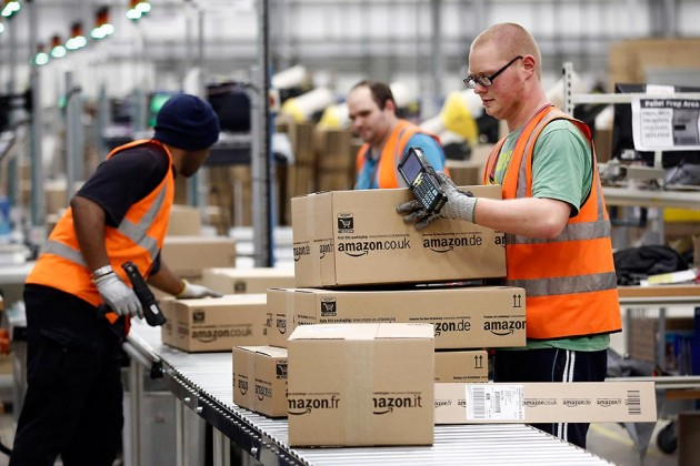 Amazon's HR approach 'purposeful Darwinism', insiders claim