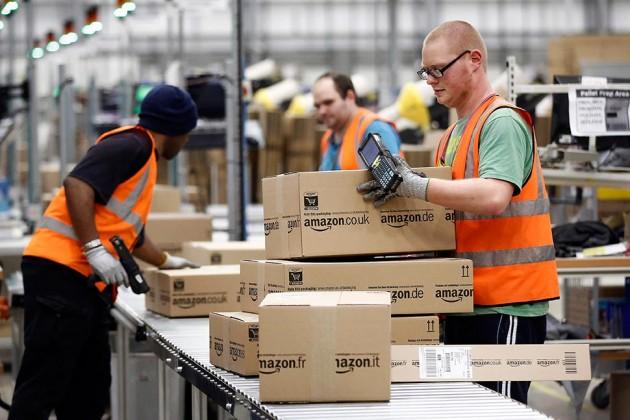 Amazon's HR approach 'purposeful Darwinism', insiders claim
