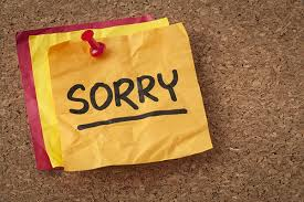 Why apologies matter at work