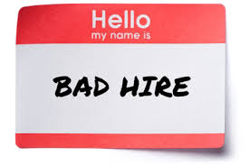 How soon is too soon to sack that terrible new hire?