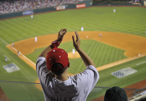 Why sports events are HR