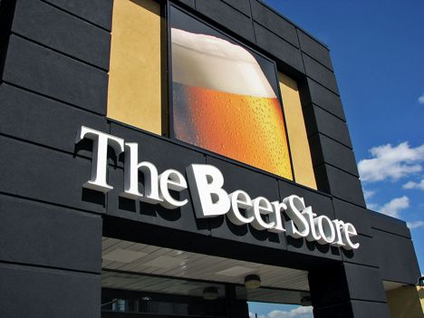 Beer, wine may be coming to Ontario supermarkets