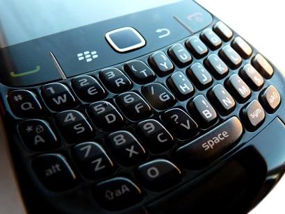 BlackBerry jumps on Walmart news