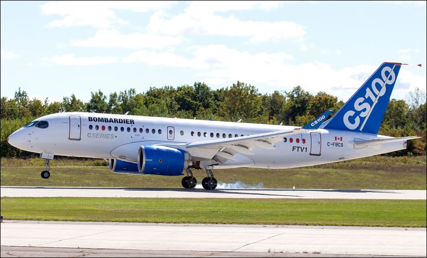 More delays for Bombardier's CSeries