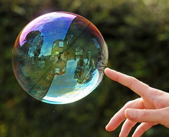 What do low rates mean for a potential housing bubble?