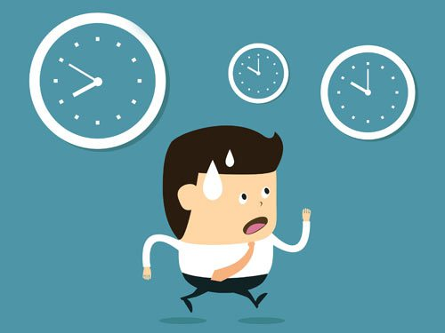 Time management: are you a time saver or a time spender