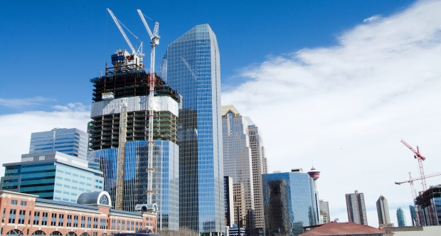 Calgary MLS for September near record level