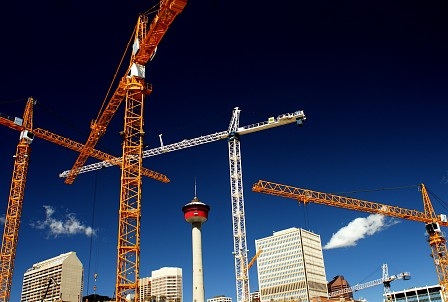 Calgary builders nearing a record year