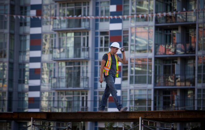 Big banks view condo developments as lower risk