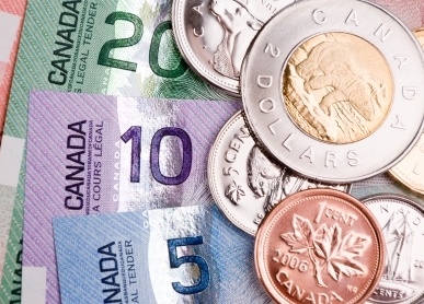 ​Canadian dollar has its worst run since 2008 crisis