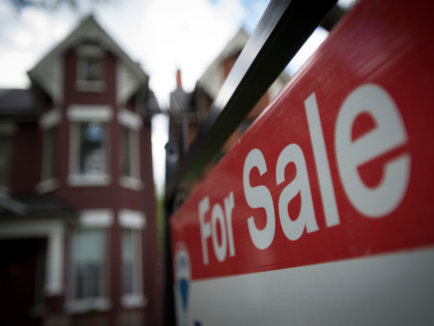 Canadian housing market flat this summer