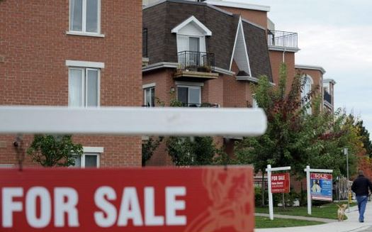 Toronto house prices keep on rising