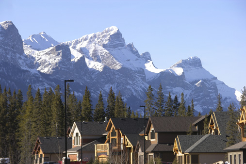 Canmore perfect second home town