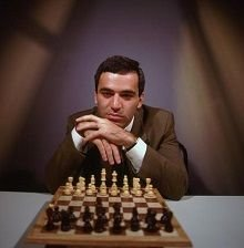 What lessons does a chess champion have for HR?