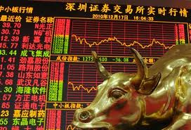 Chinese stock market attracting investor attention