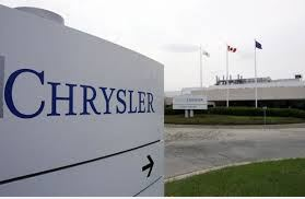 ​Chrysler Canada sales rise 9 per cent