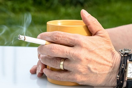 Company launches innovative stop-smoking strategy