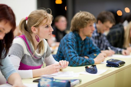 High School graduates up to their eyeballs in debt