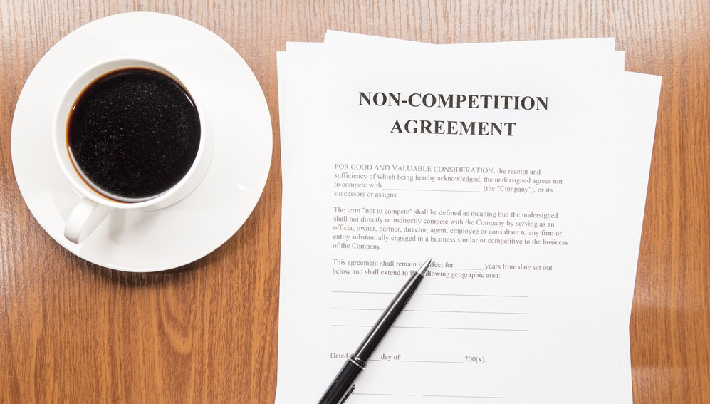 Non-compete clauses – what you need to know