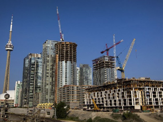 CMHC weighs in on foreign condo investment