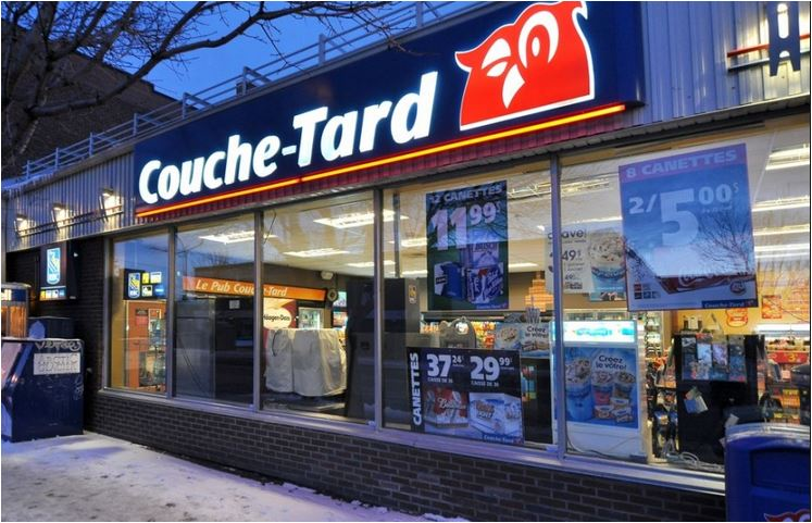 ​Couche-Tard agrees $860 million deal for The Pantry