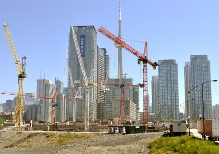 Glut of luxury condos in Toronto market