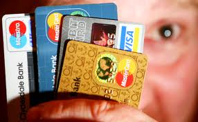 Almost half of Canadian credit card holders have debt