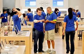 Lawsuit claims Apple 'treats employees as criminals'