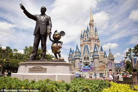 Disney World accused of discrimination