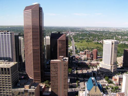 Calgary condo sales fall 61 per cent