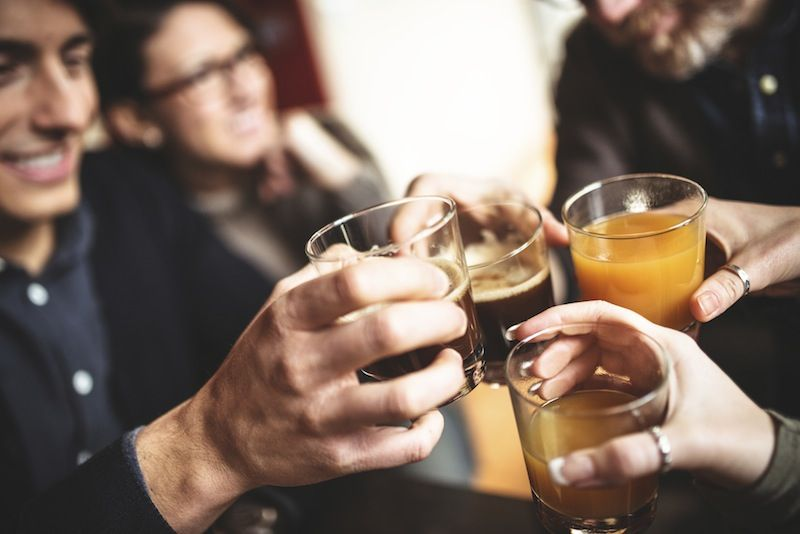 Should HR go for after-work drinks?