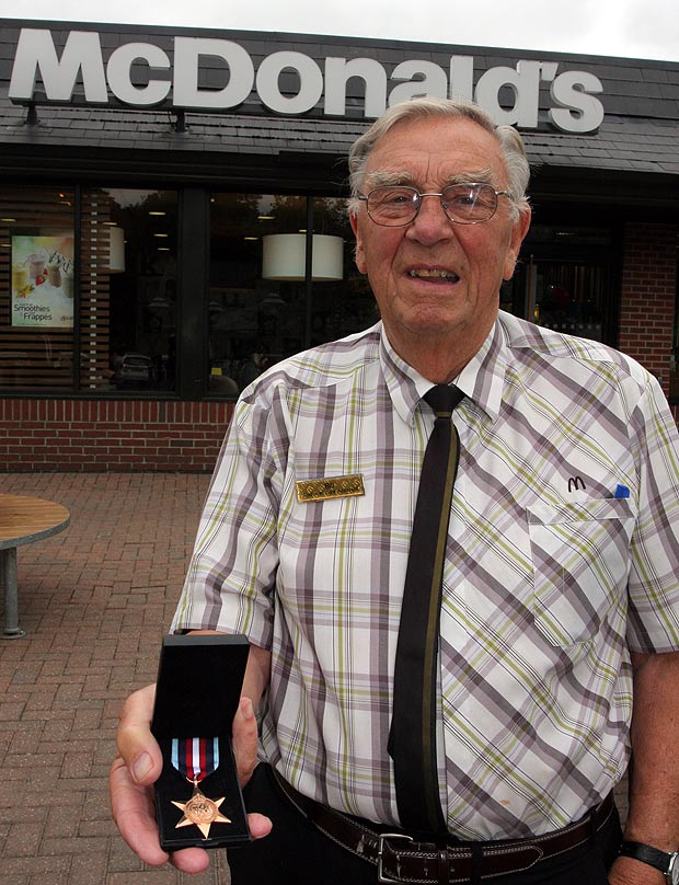 Lighter Side: 90-year-old McDonald's employee berates lazy youth