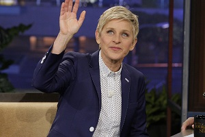 Ellen DeGeneres does HR