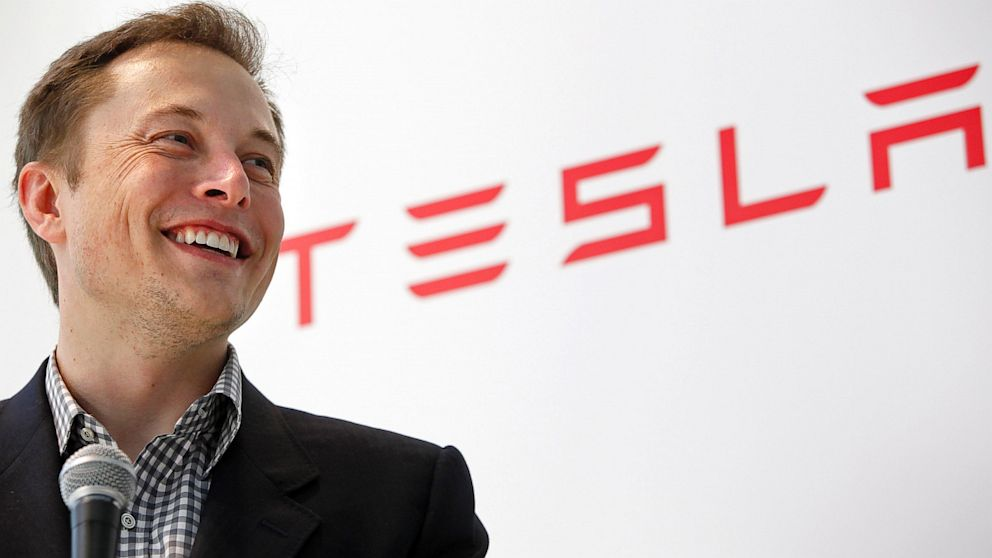 Tesla Energy is born; electric car firm launches building battery